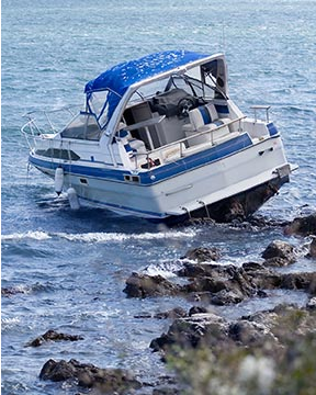Common Boating Accidents and Who's Responsible