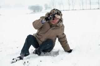 Winter Weather Slip & Fall – What to Know