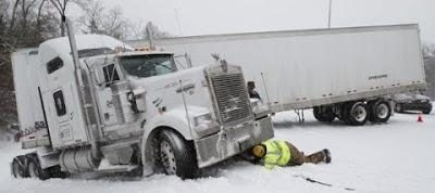 Trucking Accidents and Winter Weather